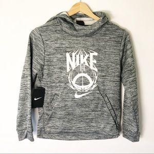 NWT Nike 10/12 football hoodie
